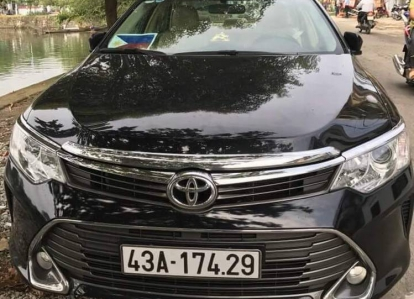 Camry car rental in Danang