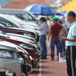 Car rental for Tet holiday increased 1.5 times