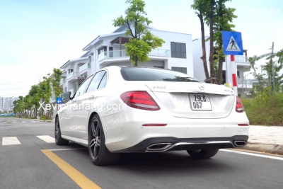 Mercedes benz E300 for rent in Danang city